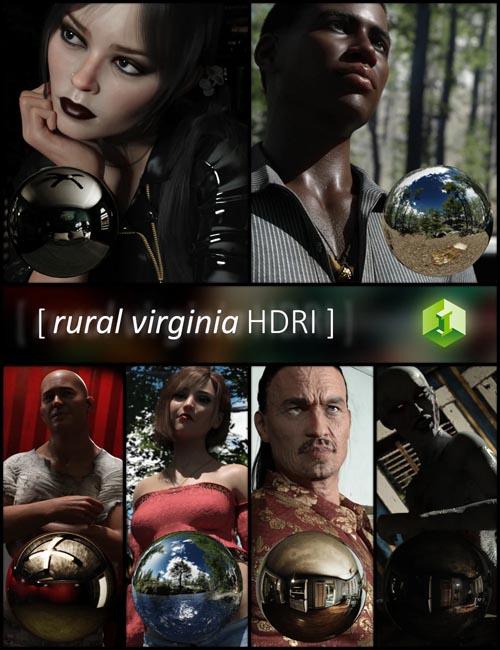 Rural Virginia HDRI