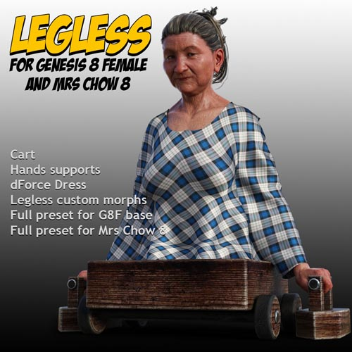 Legless for G8F & Mrs Chow 8