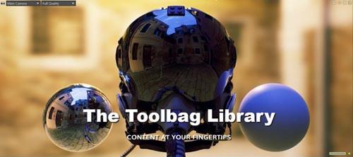Marmoset Toolbag 4 Library