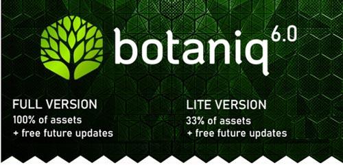 Blendermarket - Botaniq v6.2.2