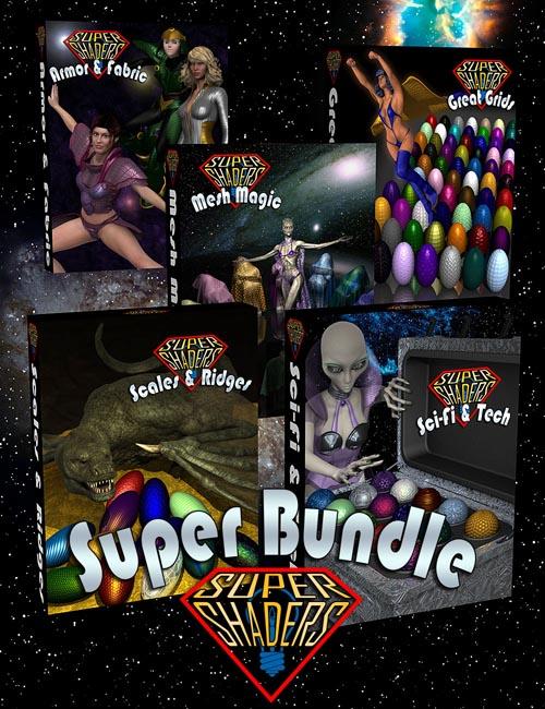 Super Shaders - Super Bundle
