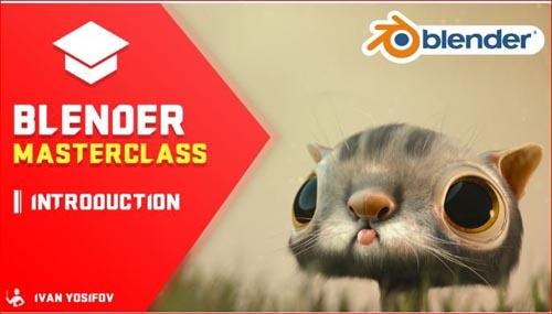 Skillshare - Blender 3D Masterclass - From Zero To Hero