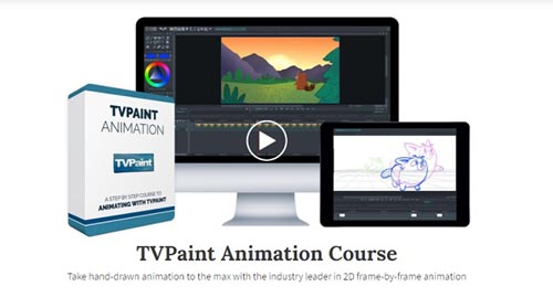 Bloop Animation - TVPaint Animation
