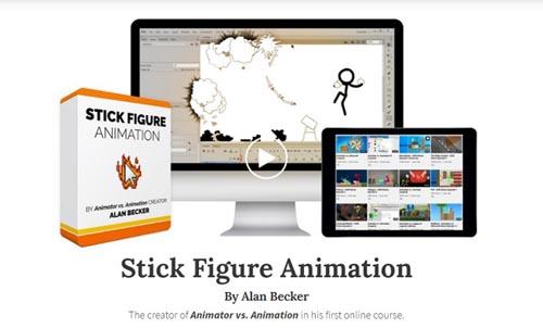 Bloop Animation - Stick Figure Animation