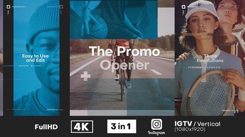 Videohive - The Promo Opener - 31724144