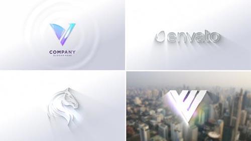 Videohive - Clean Logo - 32755216