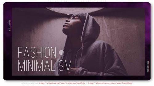 Videohive - Fashion Minimalism - 32864982