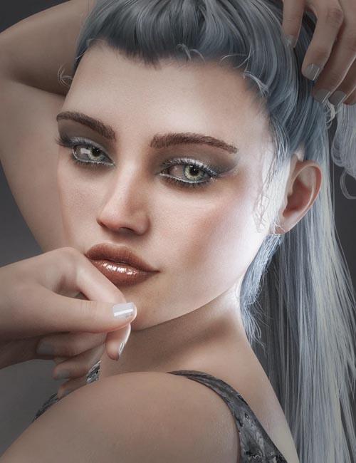 CB Isabella HD for Genesis 8 Female