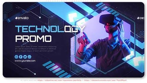 Videohive - Technology Corporate Promo - 32398518