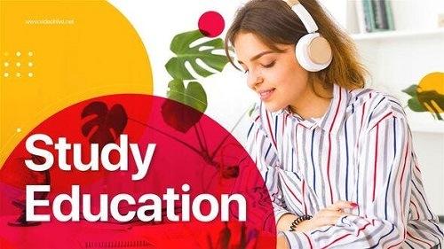 Videohive - Education Video Opener 33202811