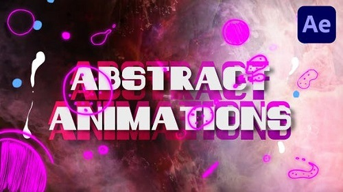 Videohive - Abstract Animations Pack 01 33220769