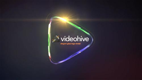 Videohive - Glass Logo Reveal Pack