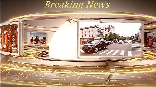 Breaking News 3D Opener 930713 - DaVinci Resolve Templates