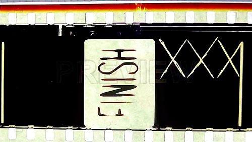 Classic Grungy Cinema Film Trailer 769