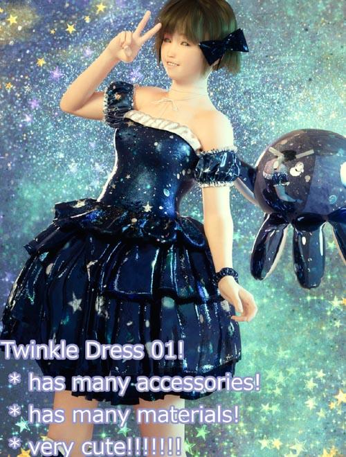 Twinkle Dress 01