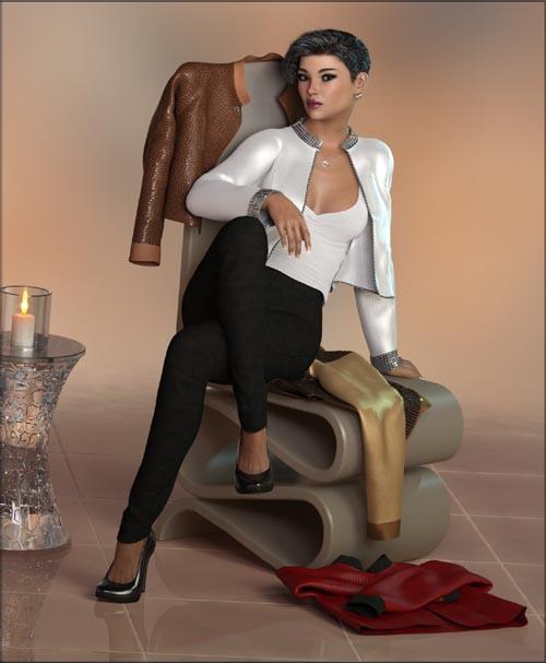 Fashion: Chilly Heat Jacket G3G8