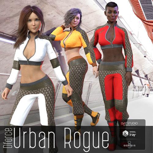 Dforce Urban Rogue