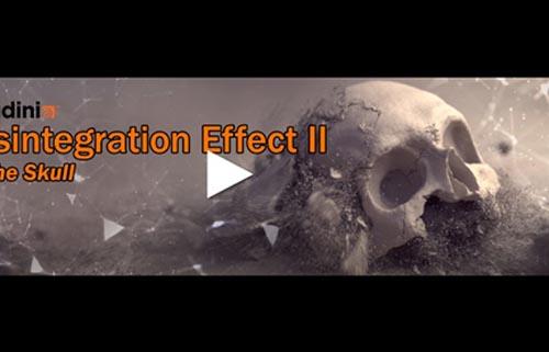 CG Circuit - Disintegration Effect II