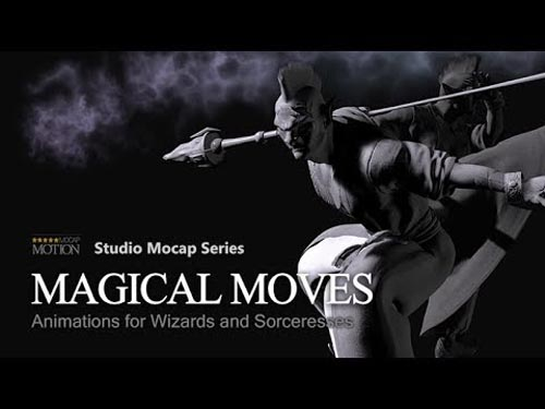 Motion Pack – Magical Moves