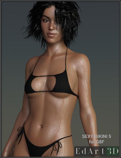 Sexy Bikini 5 For G8F