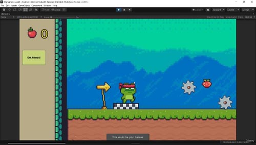 Udemy - Create Action 2D Game With Video Ads In Unity