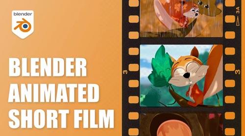 Skillshare - Filmmaking with Blender - Create your own animated Short Film