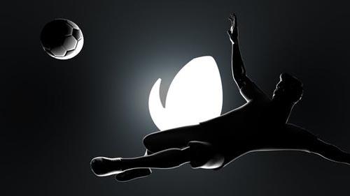 Videohive - Soccer Player Logo - 30383595
