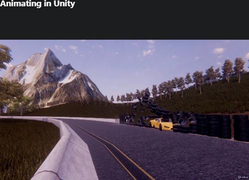Udemy - Animating in Unity