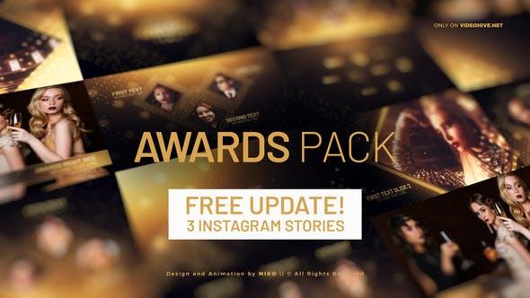 Videohive - Awards - 25502858