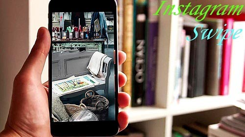 Elegantly Animated Instagram Swipe Up Stories - After Effects Templates
