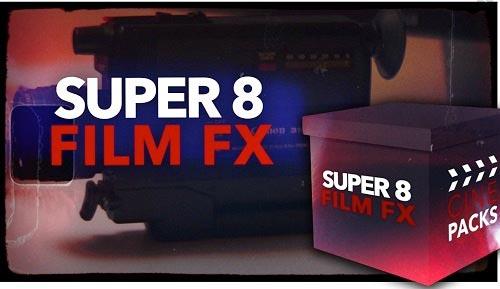 CinePacks - Super 8 Film FX