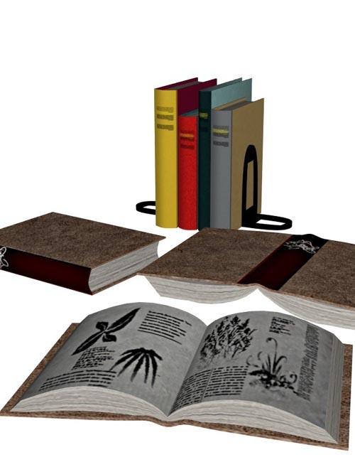 Books.obj
