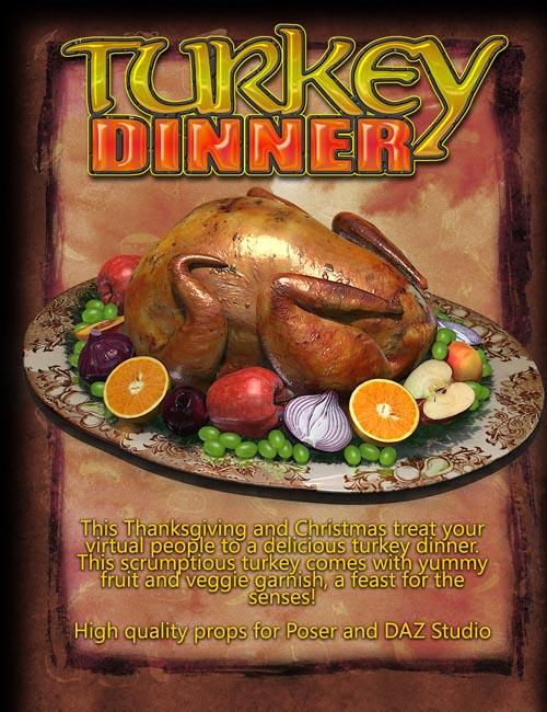Exnem Turkey Dinner