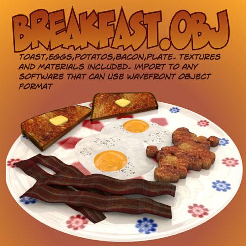 Breakfast.obj