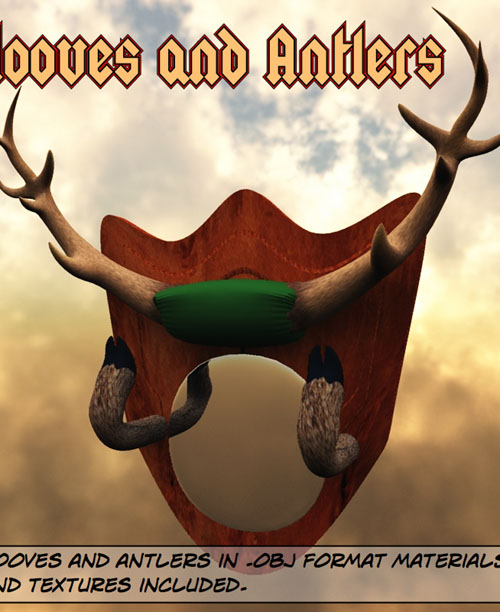 Hooves and Antlers