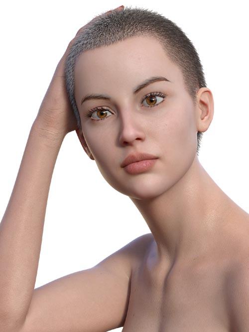Light Skin Texture G8.1F Merchant Resource