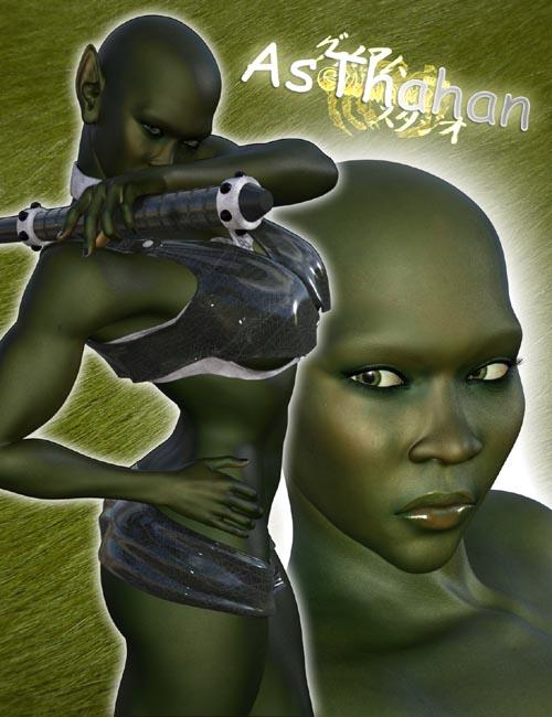 Asthahan for Genesis 3 Female