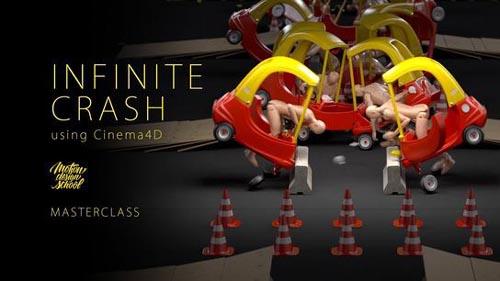 Motion Design School - Dynamics Animation in Cinema 4D