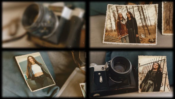 Videohive - Lovely Memories 2 - 28988611