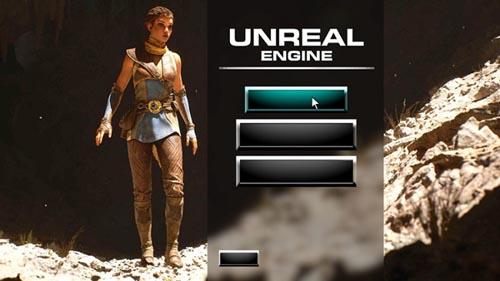 Udemy - Unreal Engine 5 - Learn to Make a Professional Main Menu