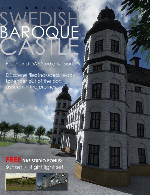 Swedish Baroque Castle