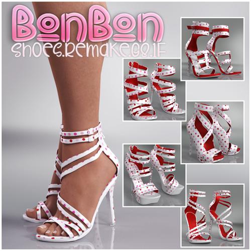 Bonbon Shoes ReMake G8.1F