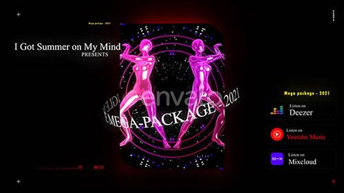 AudioJungle - Mega package - 2021