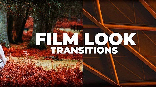 Film Look Transitions 177020 - Premiere Pro Presets