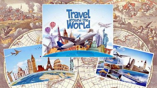 ProShow Producer - Travel Around the World