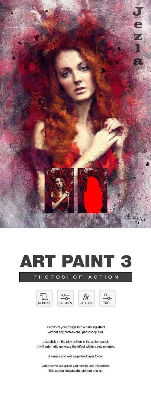 Art Paint 3 - 33079157