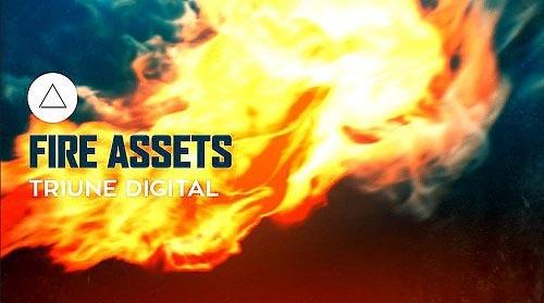 Fire Assets: 30 Unique Fires