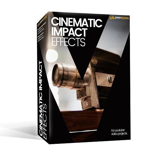 BurghRecords - Cinematic Impact Sound Effects [WAV]
