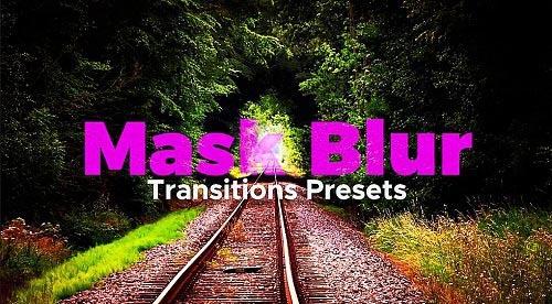 Mask Transitions Presets 131600 - Premiere Pro Presets