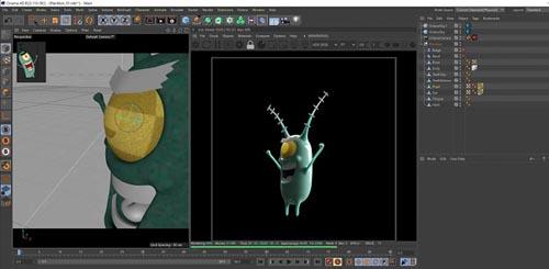 Skillshare - Create Plankton From Scratch using Zbrush & Cinema 4D